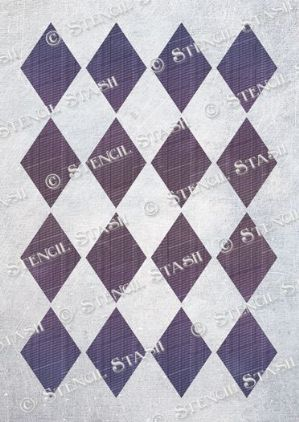 Harlequin Pattern